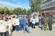 В Невьянске прошел митинг против отъема земли местными чиновниками и депутатами