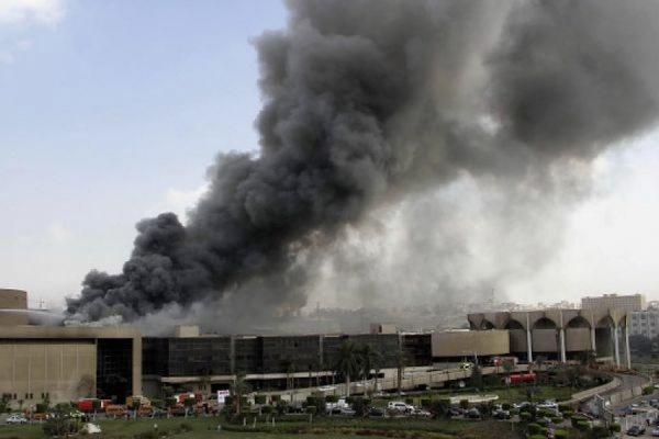 На одном из алюминиевых заводов на юге Японии прогремело несколько взрывов