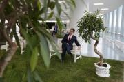 Бизнес-центр «Президент» первым на Урале получил сертификат GREEN ZOOM