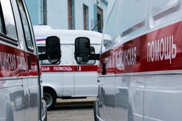 В Ярославле из окна шестого этажа выбросились мужчина и женщина