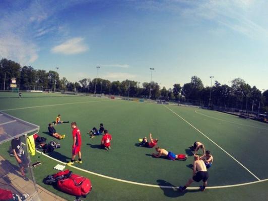 В Екатеринбурге начинается сезон хоккея на траве