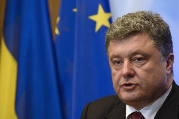 Президент Украины Петр Порошенко призвал все страны мира объединиться против РФ
