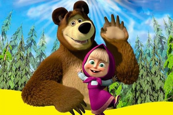 Популярный отечественный мультсериал Маша и Медведь закрылся