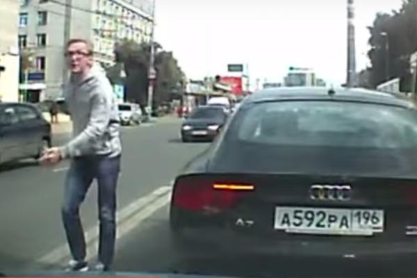 Автохама Малафеева ждет очная ставка с беременной девушкой, которую он ударил