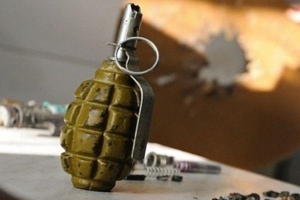 В киевский офис «Правого сектора» бросили гранату