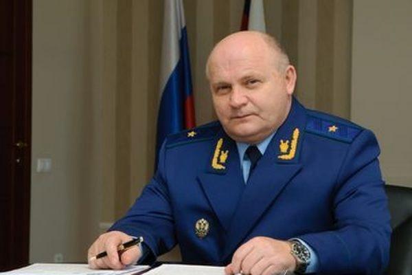 Новым прокурором Москвы станет прокурор Волгоградской области Владимир Чуриков