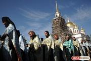 В выходные из Храма-на-Крови стартует один из самых протяженных крестных ходов России
