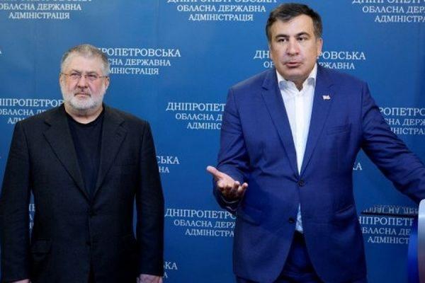Игорь Коломойский назвал Михаила Саакашвили «собакой без намордника»