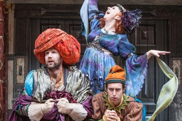 На большом экране «Титаник Синема» разгорятся шекспировские страсти