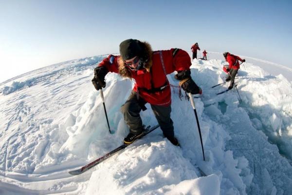 Екатеринбуржцы увидят фотопутешествие студента УрФУ на Северный полюс