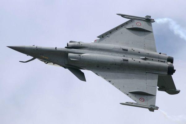 Французские ВВС начнут разведывательные полеты над территорией Сирии