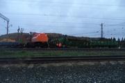 На Среднем Урале снова сошел с рельсов поезд