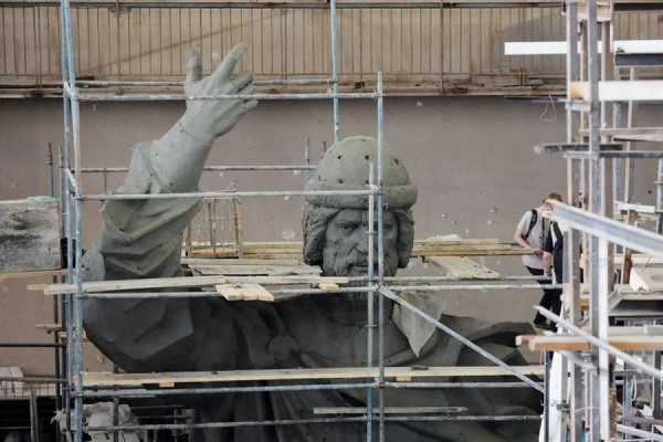Мосгордума одобрила установку памятника князю Владимиру вблизи Боровицких ворот Кремля