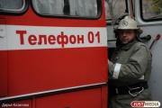 В Белоярском сгорел ВАЗ-21099