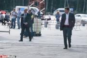 Куйвашев спрятался от журналистов на RAE. Пленарное заседание с участием губернатора проходит строго по приглашениям
