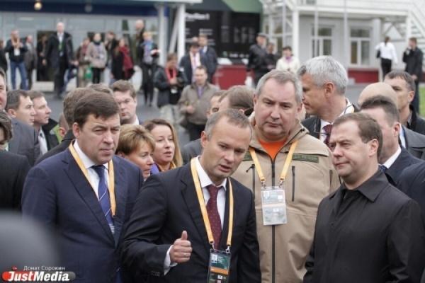 Боевая готовность! Премьер Медведев прибудет на RAE в ближайшие полчаса