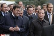 Дмитрий Медведев на RAE. Российский премьер осмотрел «Армату» и дал добро центру лазерных технологий