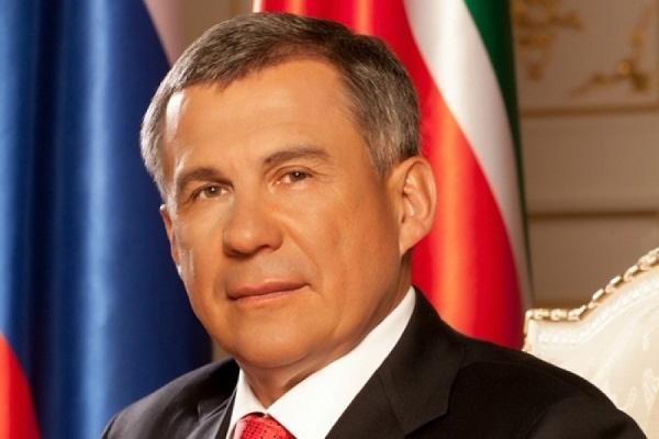 На выборах главы Татарстан лидирует Рустам Минниханов