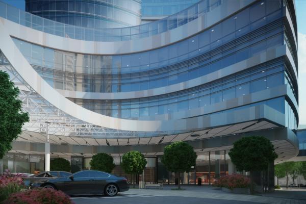 Атомстройкомплекс построит в Екатеринбурге отель международной сети «W»