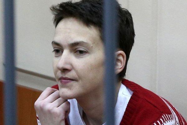 Суд оставил Надежду Савченко под стражей еще на полгода