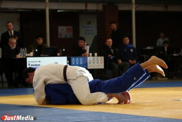 Свердловские дзюдоисты взяли три медали на чемпионате России в Красноярске