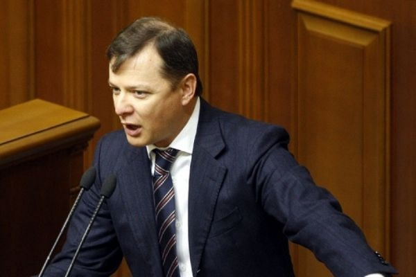 Олег Ляшко обвинил «Блок Петра Порошенко» в подкупе депутатов своей партии