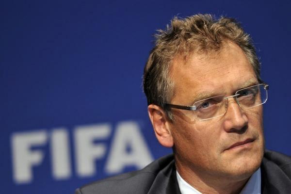 Генеральный секретарь ФИФА Жером Вальке отстранен от должности
