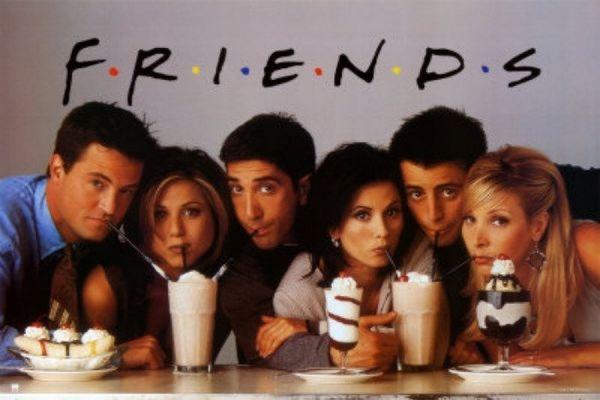 «Друзья», «Во все тяжкие» и «Секретные материалы» признаны лучшими телесериалами всех времен