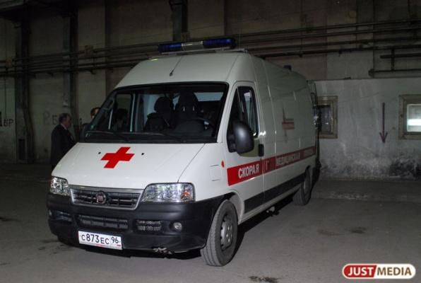 В Екатеринбург водитель иномарки насмерть сбил пешехода