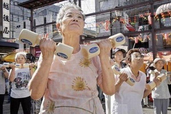 Число жителей Японии старше 80 лет впервые превысило 10 миллионов