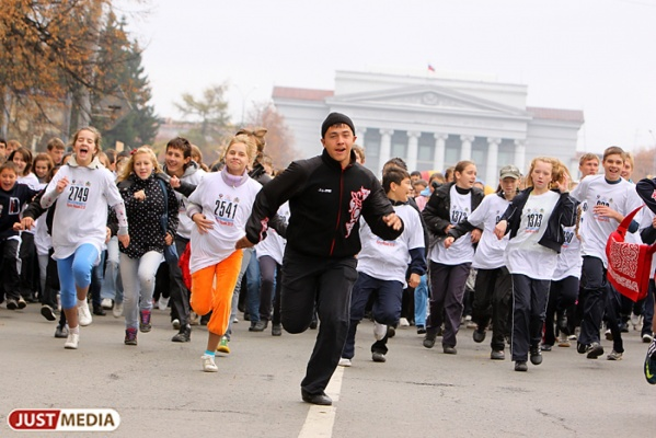 В Свердловской области впервые пройдет Всероссийский день ходьбы