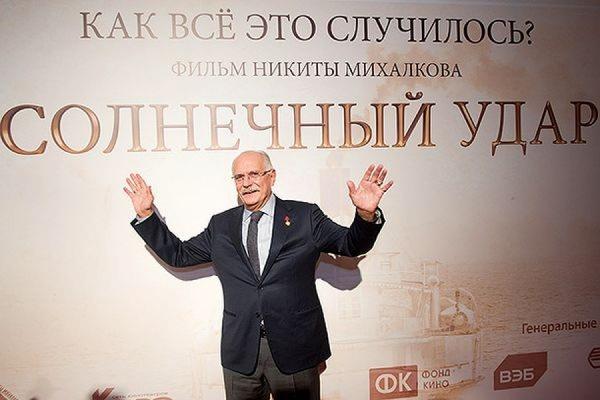 Фильм Михалкова «Солнечный удар» выдвинут на премию Оскар от РФ