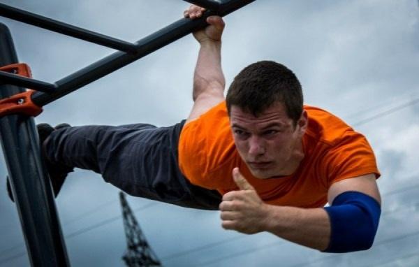 В Свердловской области проходят соревнования по Workout