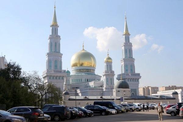 Крупнейшая в Европе мечеть открывается в Москве