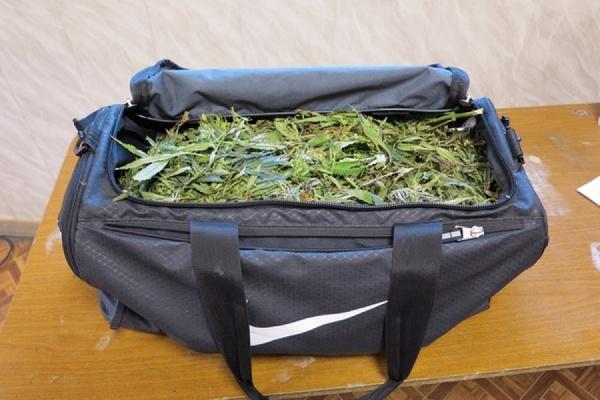 В Каменске-Уральском задержан спортсмен с двумя килограммами марихуаны