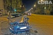 Пьяный водитель Ford на Вторчермете устроил «паровозик». ФОТО