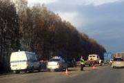 На Полевском тракте в ДТП погибли два человека