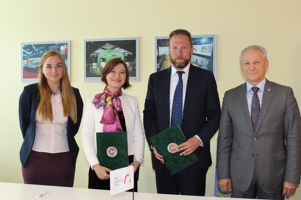 Топ-менеджеры «Титановой долины» слетали в Чехию, чтобы подписать соглашение с Татарстаном