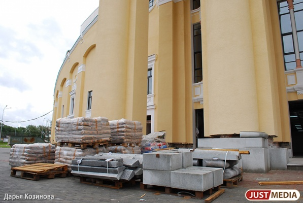 Генподрядчик строительства Центрального стадиона взыскивает больше 12 миллионов с ГУП «Урал-2018»