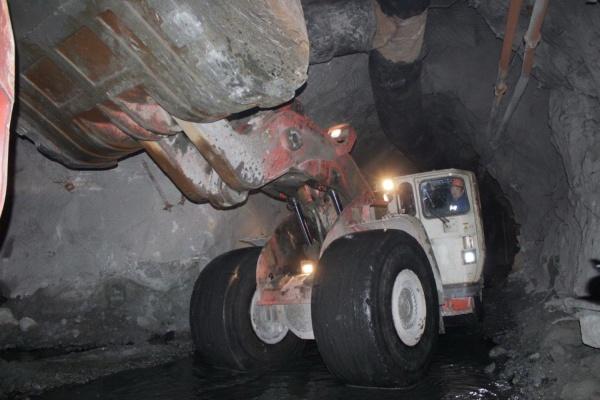 Горняки «Башмеди» отработали первую камеру подземного рудника
