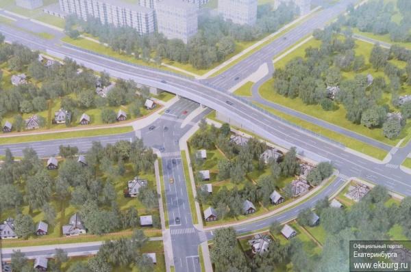 Развязку на Щорса – Московской построят через 2,5 года