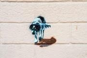 Рисунки-малыши от Славы PTRK перекочевали в московское арт-пространство