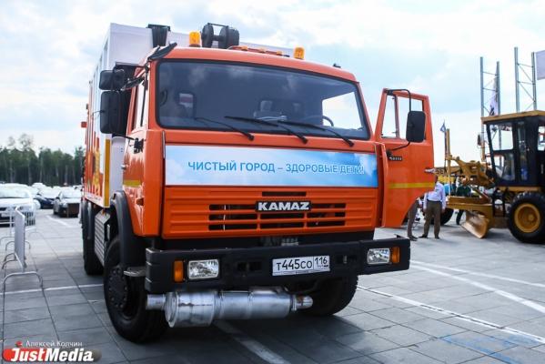 Больше 10% тяжеловесов ездят по дорогам Свердловской области с перегрузом