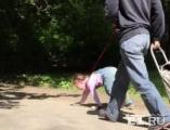 Свердловские следователи закрыли дело по «девочке на поводке»