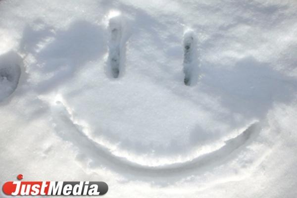 Всю неделю в Екатеринбурге будет идти снег