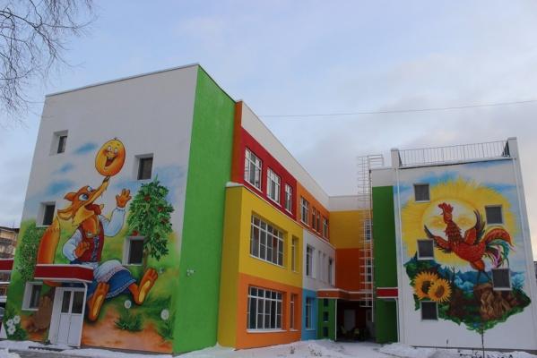 Гордума разрешила Главархитектуре размещать детские сады и школы в одной зоне