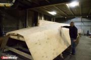 В Екатеринбурге выпускники «Каравеллы» строят шхуну, которая отправится в Крым