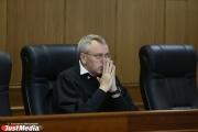 В Свердловской области экономический кризис ударил по судьям арбитража