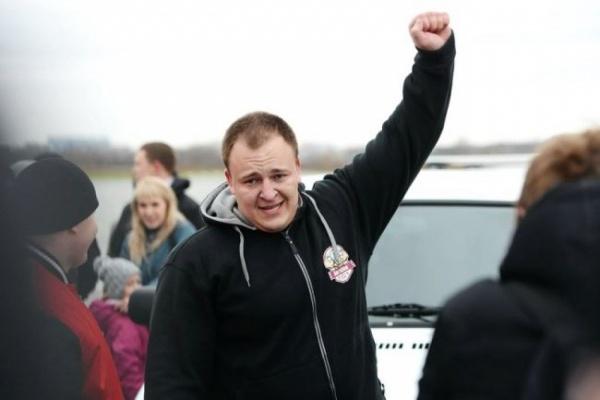 Это по-уральски: специалист департамента безопасности банка «Кольцо Урала» установил рекорд России по трек-пулу