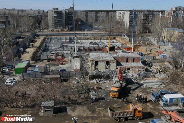 Мэрия добилась через суд сноса шестнадцати незаконных многоквартирников в Екатеринбурге